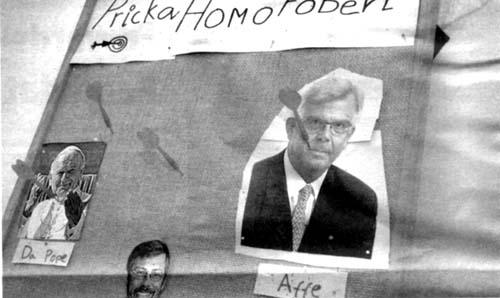 Undertryckt homosexualitet